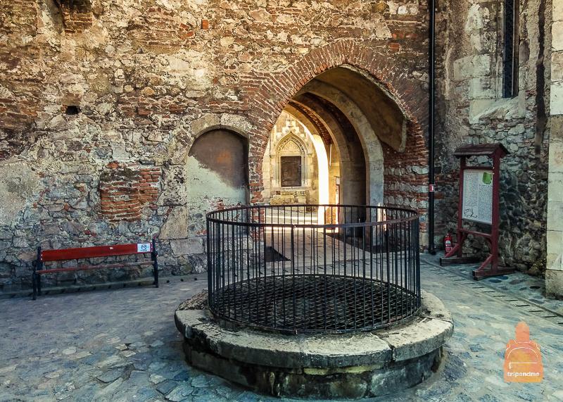 Колодец в замке