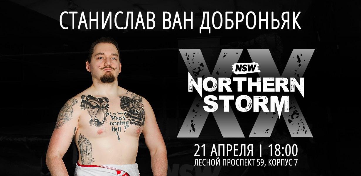 NSW Northern Storm XX: Станислав Ван Доброньяк