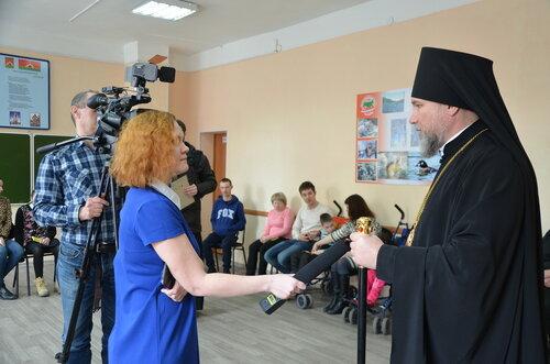 Встреча с Преосвященнейшим Владыкой Владимиром