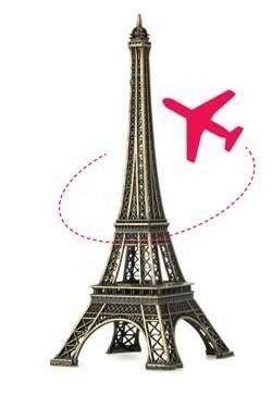 1 Поездка в Париж на двоих