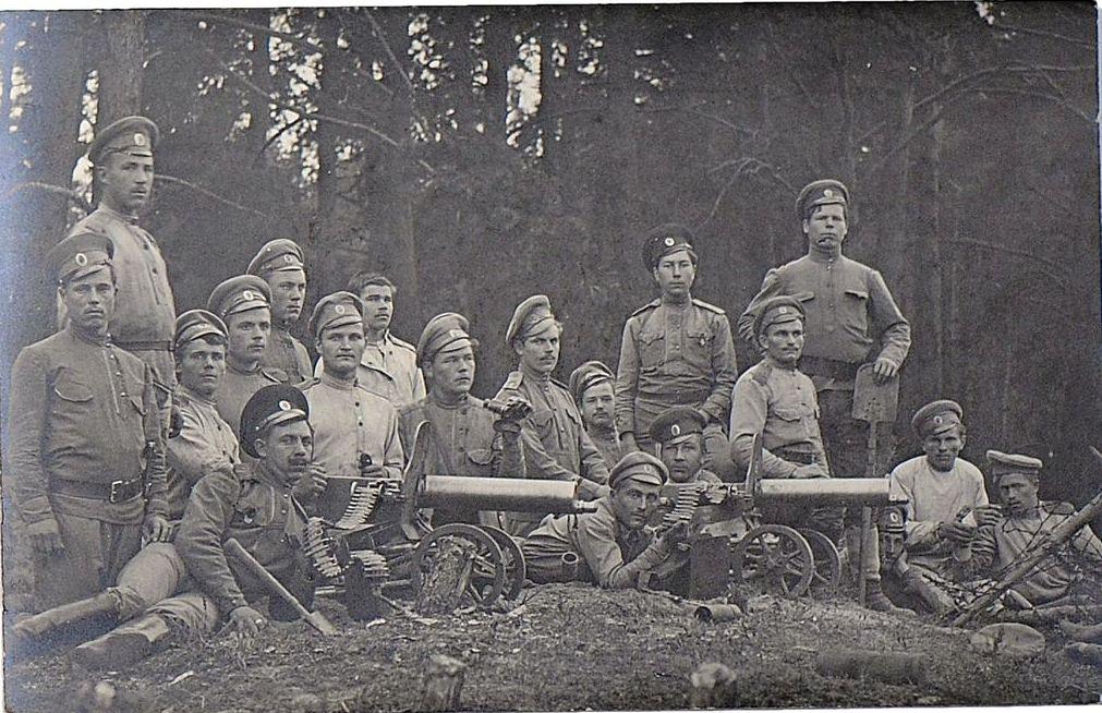 Фото военнослужащих 78-го пехотного Навагинского генерала Котляревского полка
