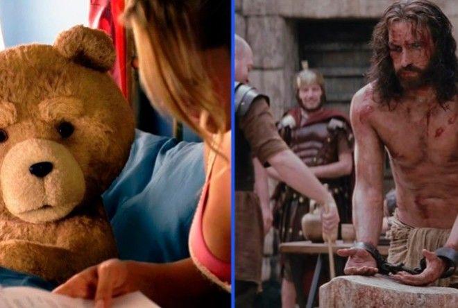 15 самых кассовых фильмов, которые не стоит смотреть с детьми (16 фото)