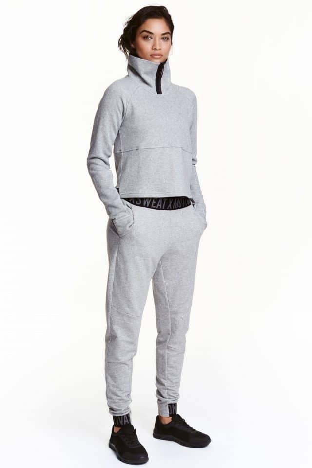 модные наряды спортивная одежда спортивный костюм штаны с лампасами