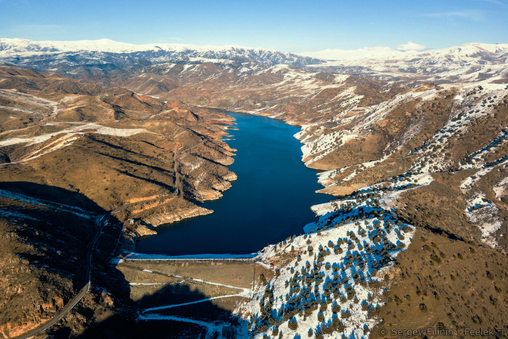 Армения: горы и монастыри