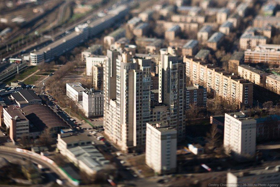 Миниатюрная Москва