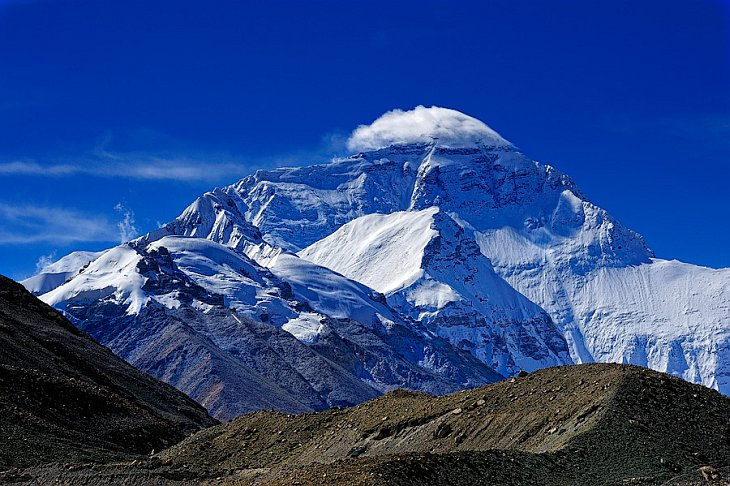 Путешествие в загадочный Тибет (41 фото)