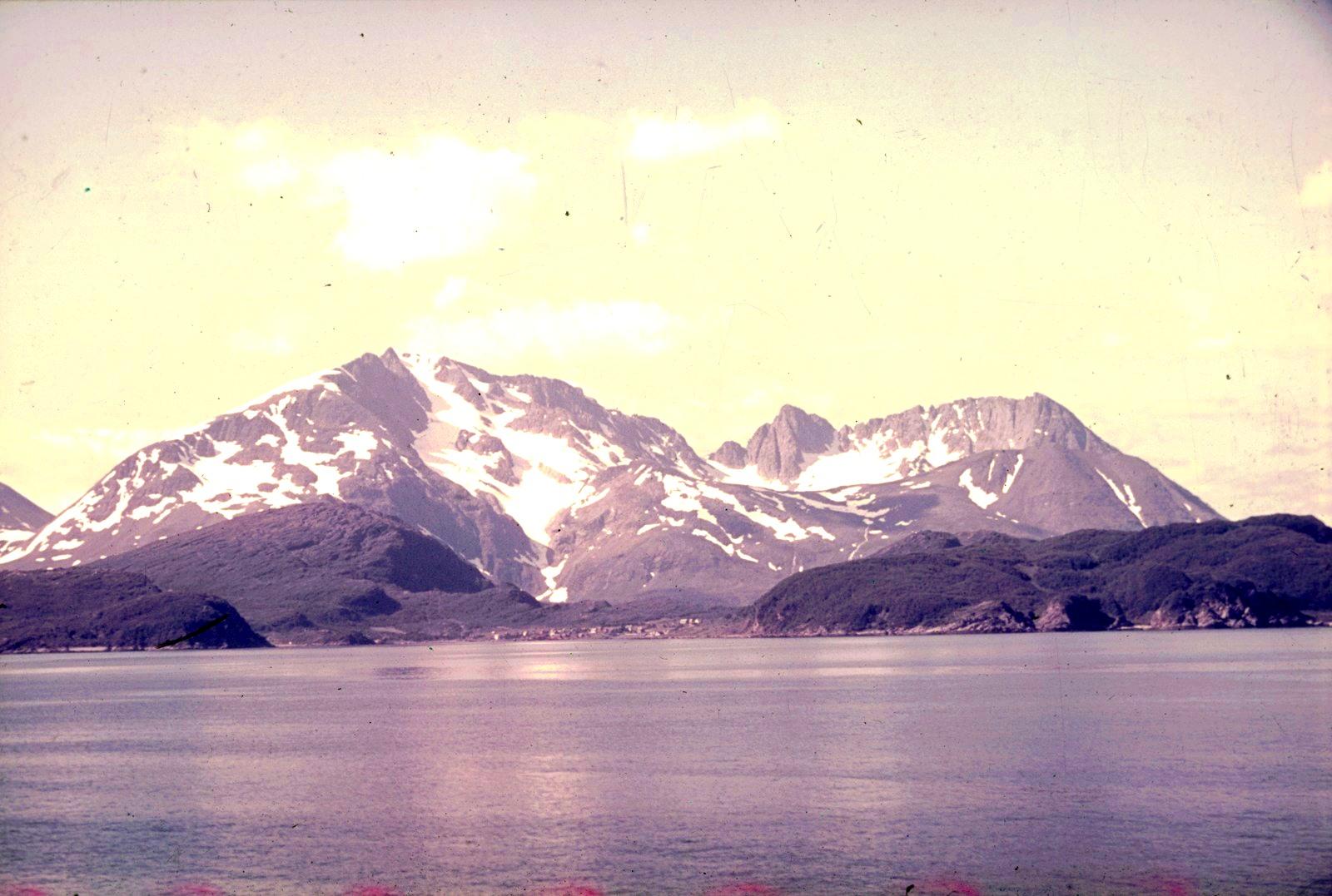 Вид побережья