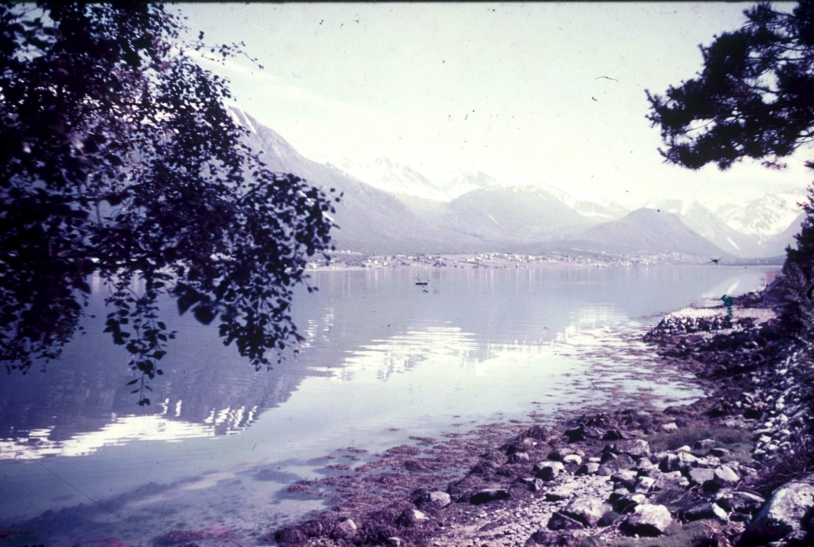 Озеро или фьорд