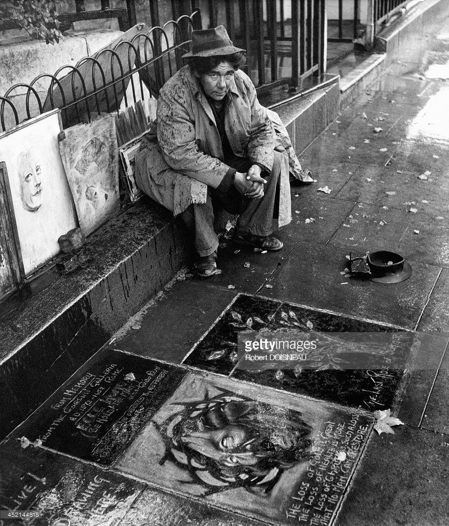1950. В Лондоне