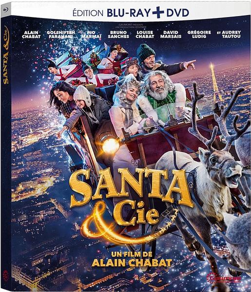 Санта и компания / Santa & Cie (2017/BDRip/HDRip)