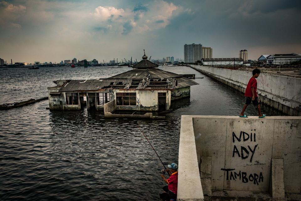 Через 10 лет Джакарта может оказаться под водой
