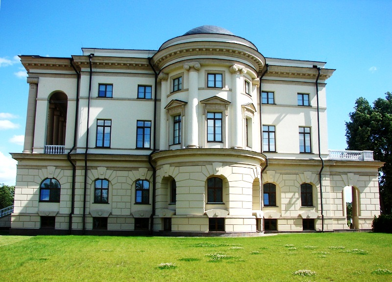 Дворец К.Г. Разумовского в Батурине