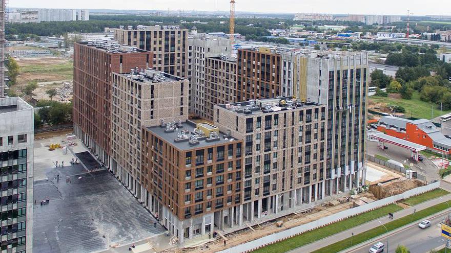 В Москве снизилось предложение массовых проектов жилья