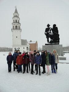 Поездка в Невьянск. 5Б класс. 2018