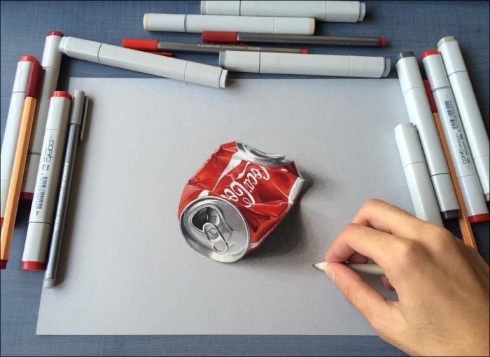 Творчество, которое оживает на глазах
