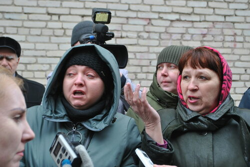 Заксобрание в Куйбышеве