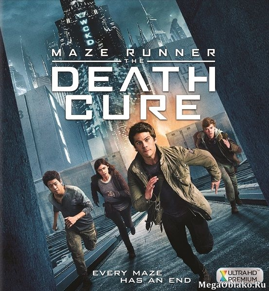 Бегущий в лабиринте: Лекарство от смерти / Maze Runner: The Death Cure (2018/WEB-DL/WEB-DLRip)