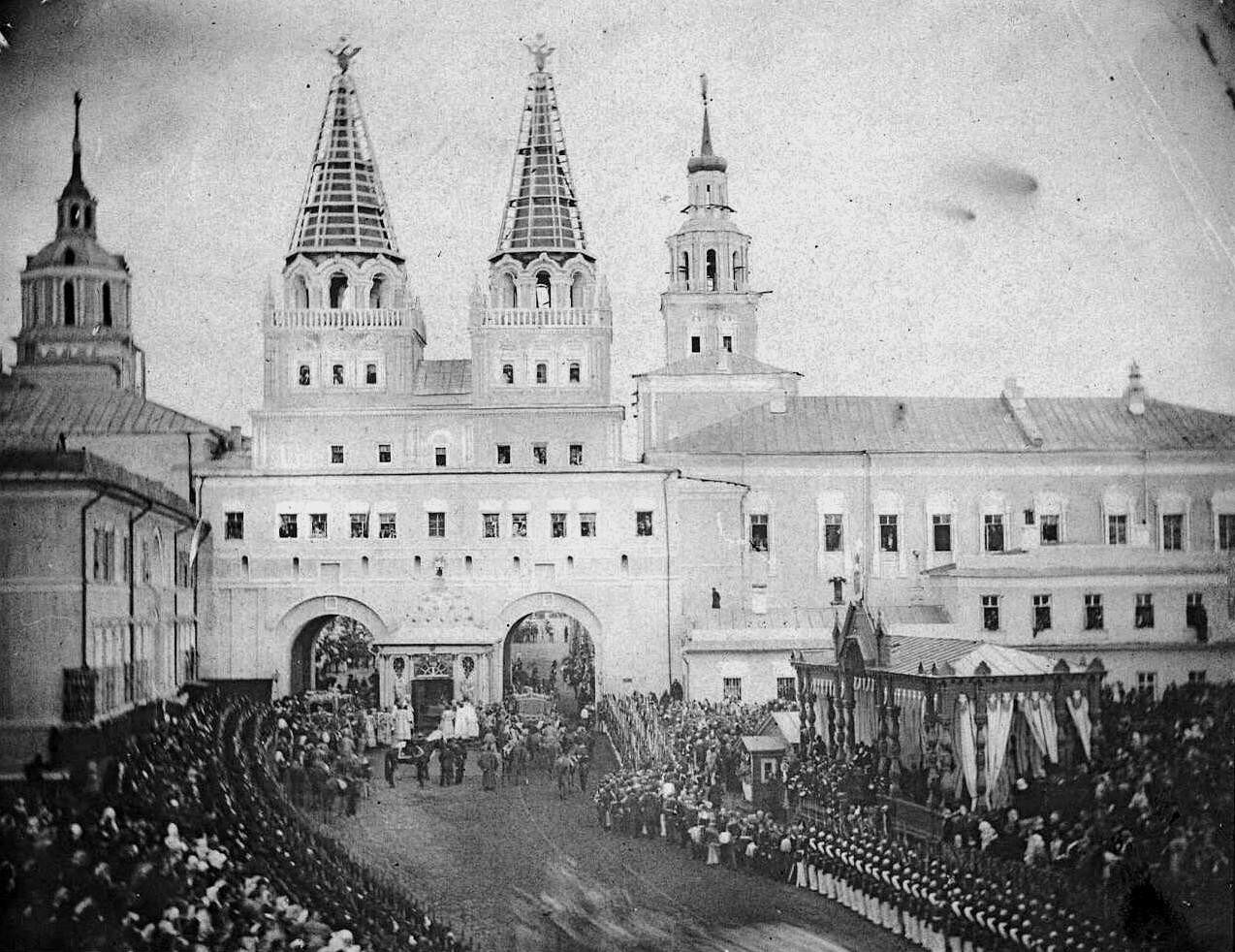 763614 Александр II. Фотографии с коронационных торжеств.jpg