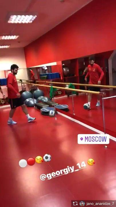 Пост из FC Spartak Moscow