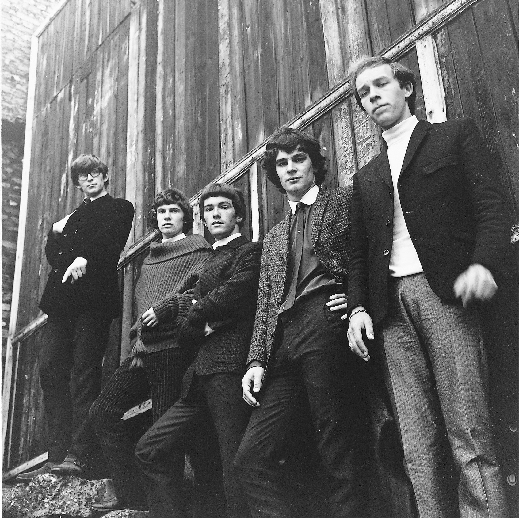 1960-е. «The Zombies»