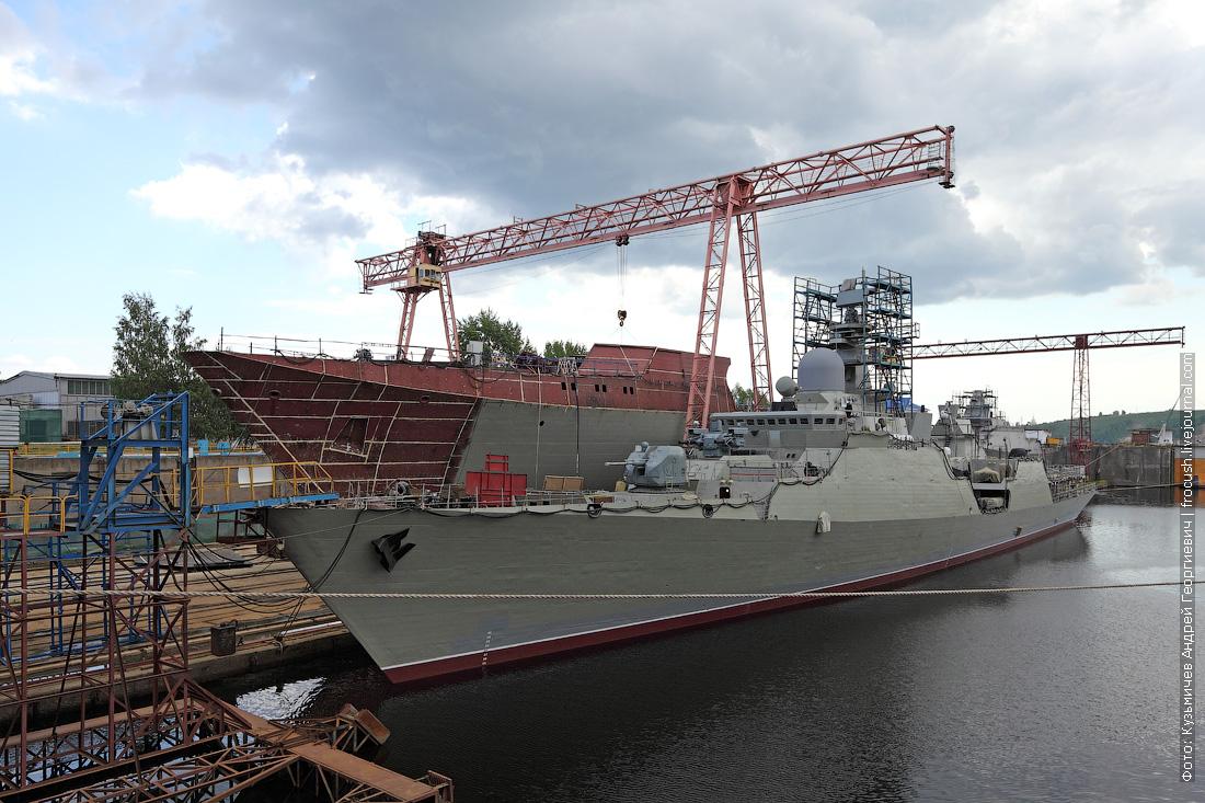 зеленодольский судостроительный завод имени А.М.Горького
