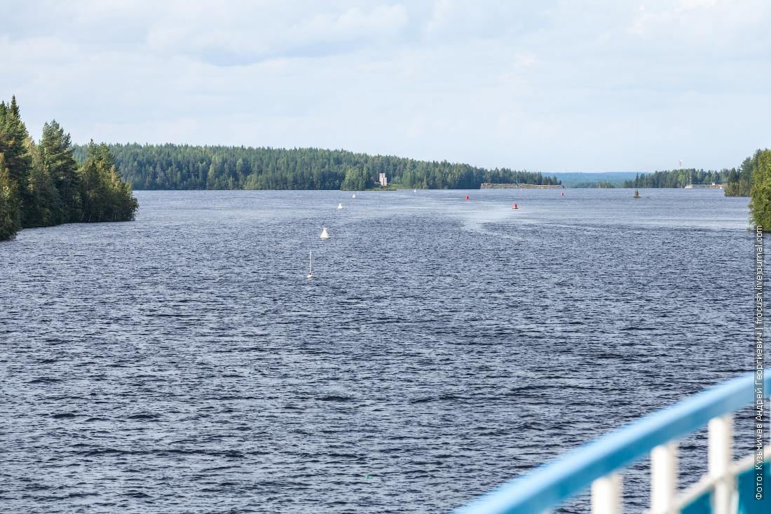 Беломорско-Балтийский канал круиз