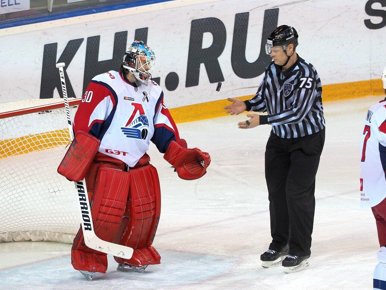 Металлург - Локомотив 23.11.2016