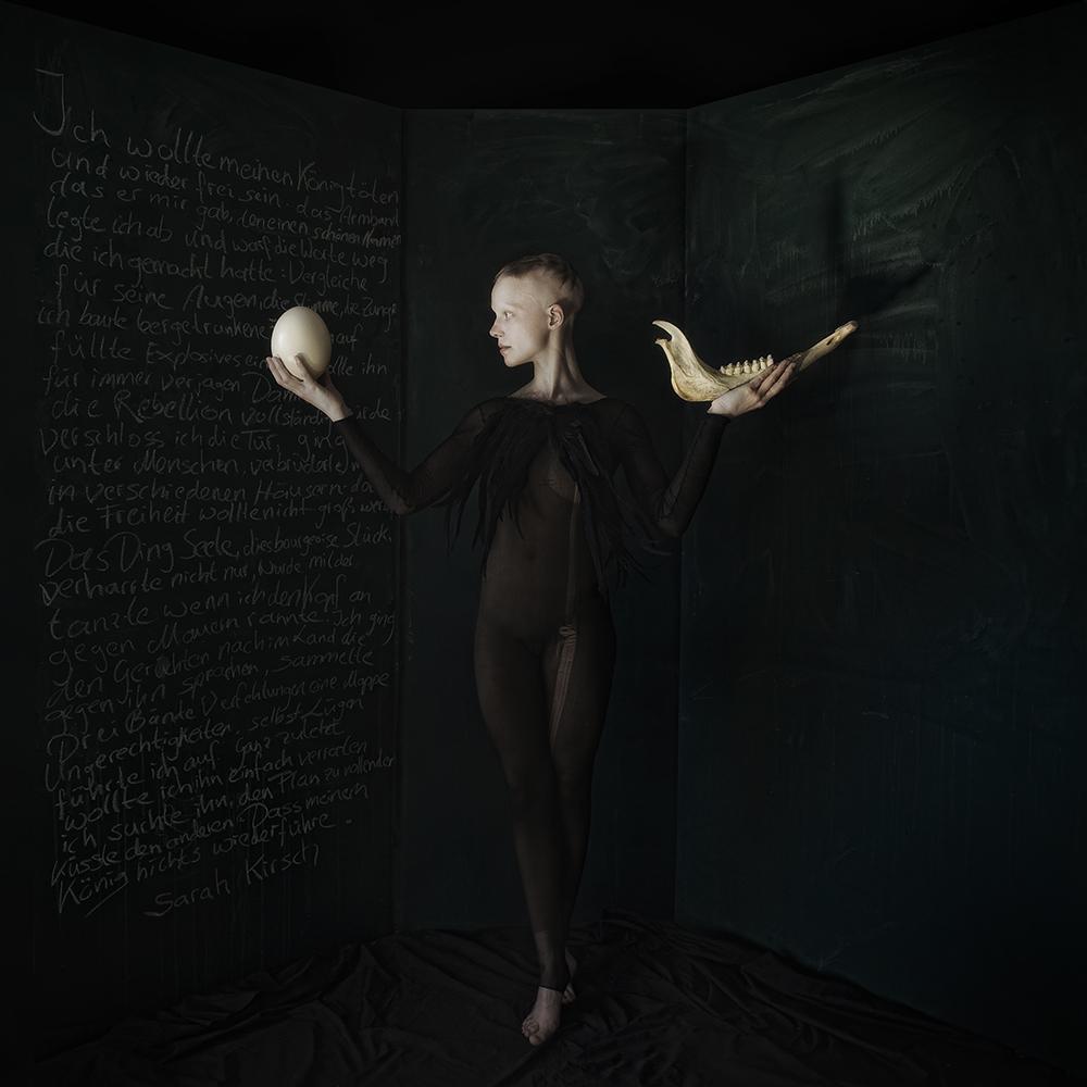 Мистический киберпанк Кристианa Мартинa Вайссa