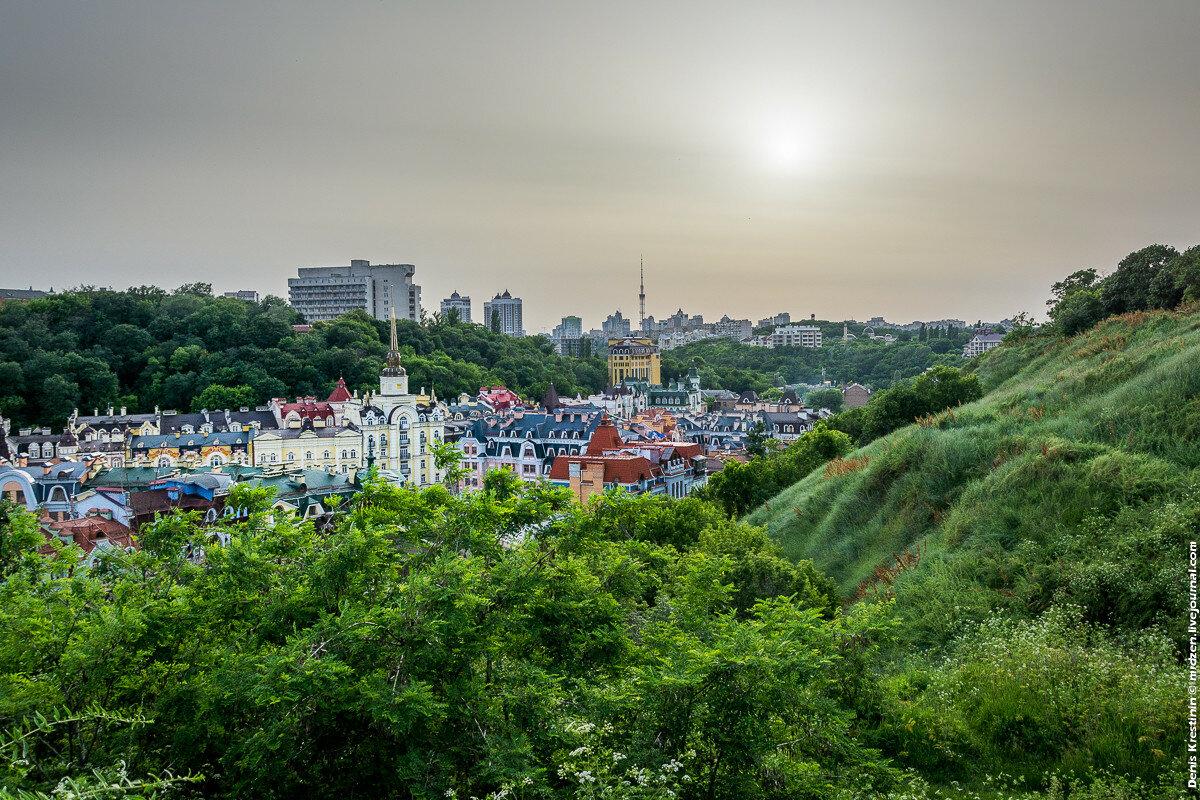 Киев, Воздвиженка