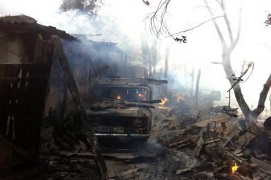 В Винницкой области сгорел жилой дом - трое погибших, - ГСЧС