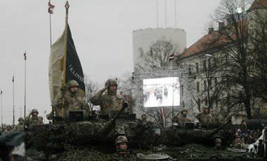 Латвия увеличит расходы на оборону почти на 100 миллионов евро