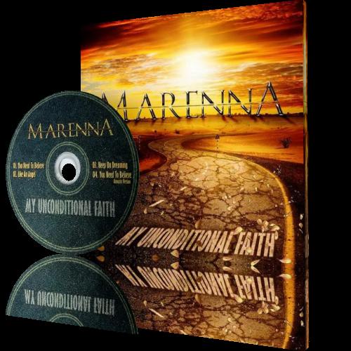 (Melodic Hard Rock) Marenna - My Unconditional Faith (EP) - 2015, MP3, 215-238 kbps