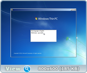Windows Thin PC SP1 with Update [7601.23615] (x86) adguard (v16.12.20)