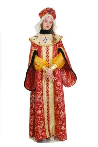 Женский карнавальный костюм Царица