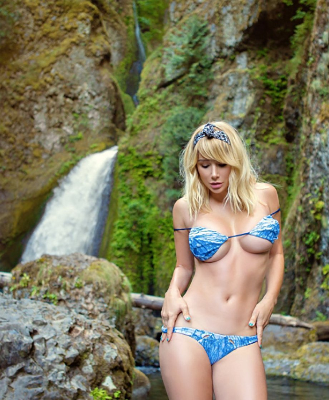 Обнаженная Сара Ундервуд / Sara Underwood Naked Photoshoot