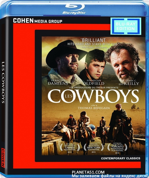 Ковбои / Les cowboys (2015/BDRip/HDRip)
