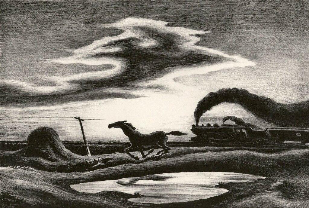 1942 The Race 23 x 34 cm.jpg