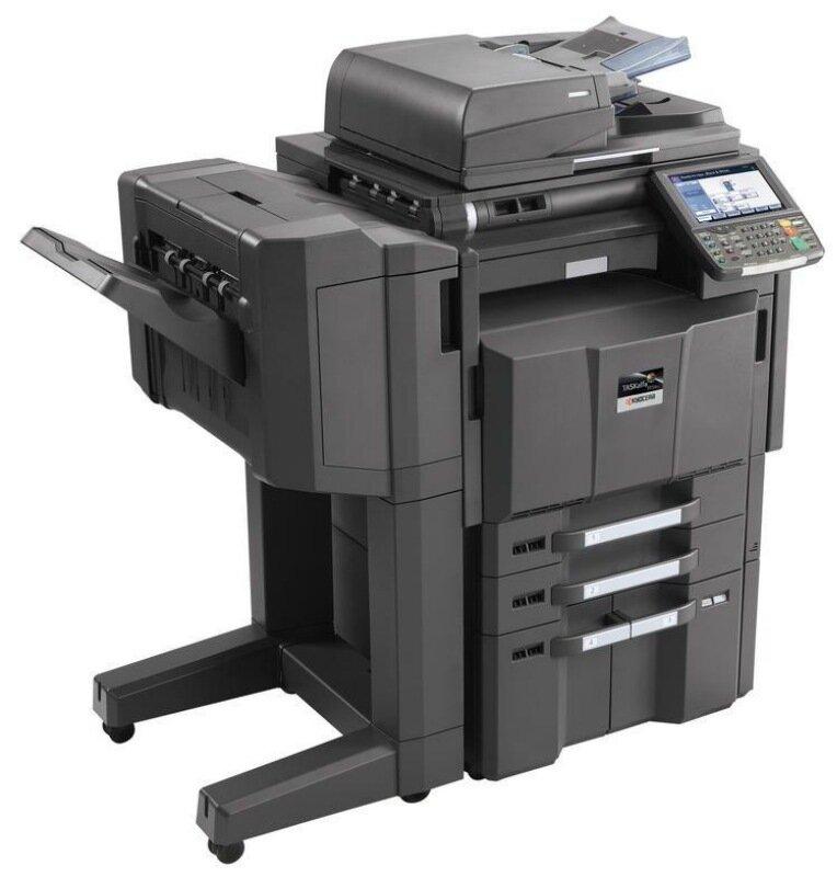 Принтеры Kyocera Mita   инновации в лазерной печати