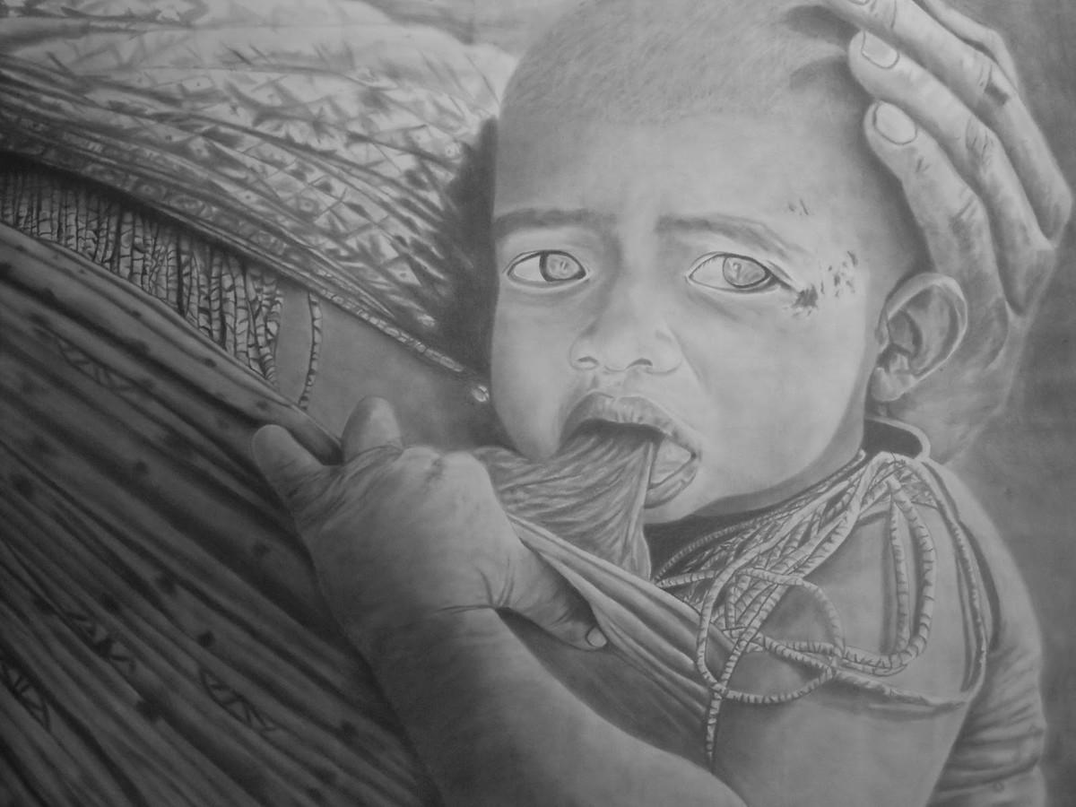 Цепляя за душу: проникновенная серия работ от испанского художника