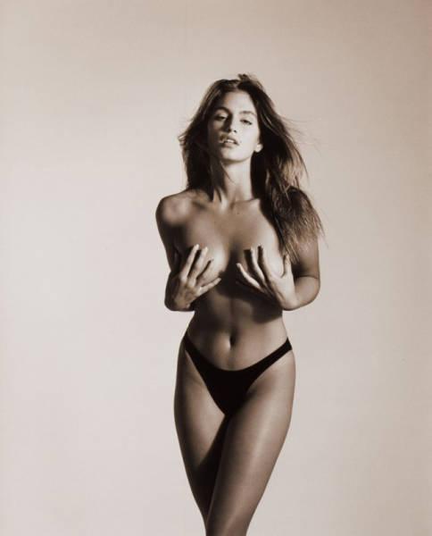 40. Наоми Кэмпбелл, 1989