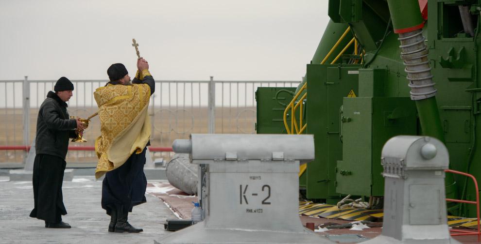 10. Космос пока вне политики. «Союз МС-03» доставит на МКС космонавта Роскосмоса Олега Новицког