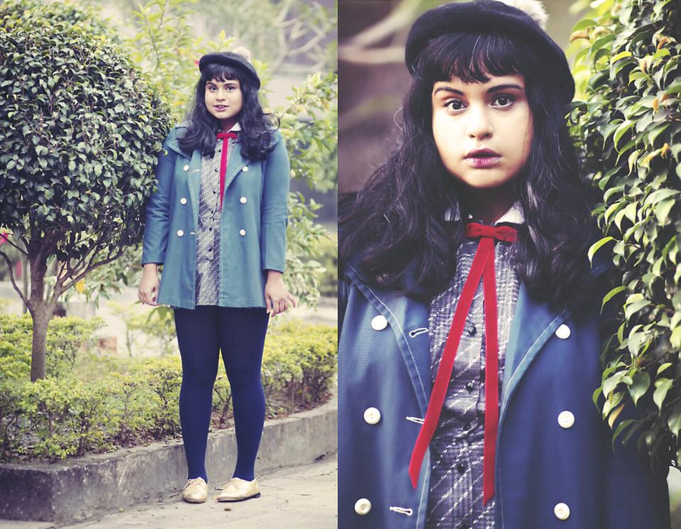 1. A Curious Fancy Девушка из ИндииРаджини Наг Рао пишет изумительные статьи для модного онлайн жу