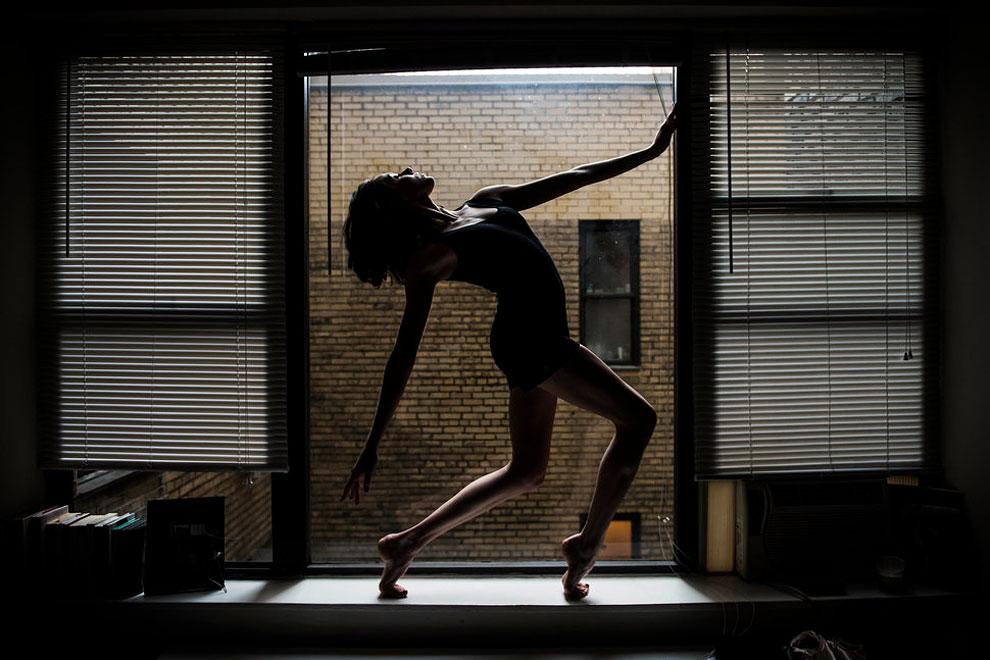 В спальнях нью-йоркских балерин