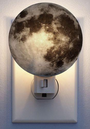 Лунный ночник .