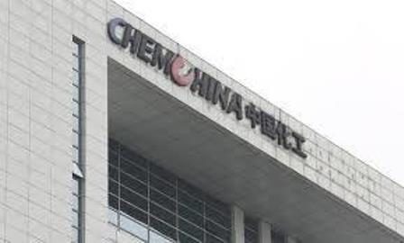 Sinochem Group иChemChina обсуждают вопрос слияния— КНР