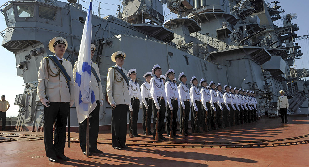 Военно-морская базаРФ всирийском Тартусе пока рассчитана на49 лет