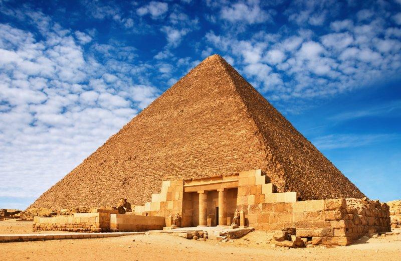 Впирамиде Хеопса обнаружили таинственные «полости»