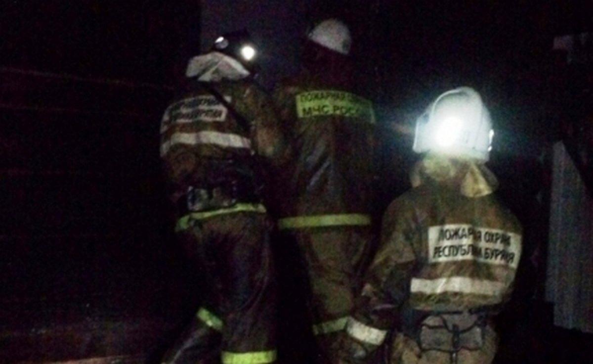 Две женщины и8-летний ребёнок погибли напожаре вБурятии