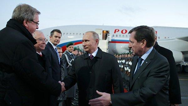Путин рассказал об результатах переговоров вБерлине