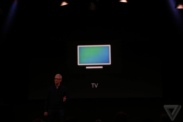 Apple представила мультиэкранное обновление для AppleTV